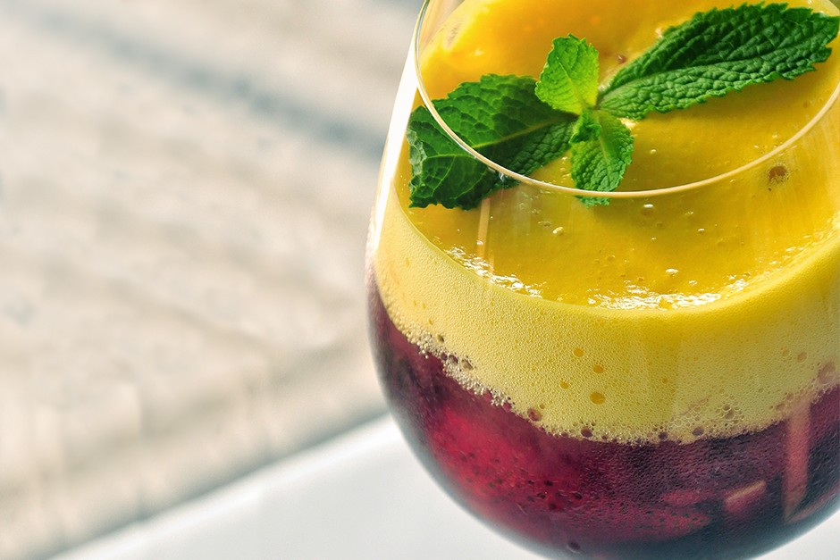 (RED) Sangria For The Cause