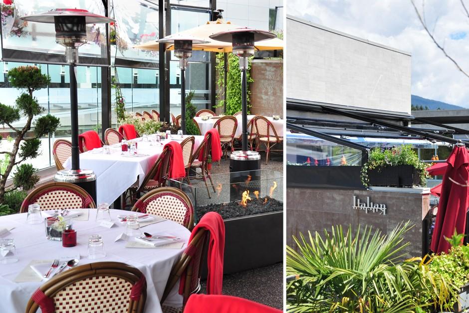 Italian Kitchen Now Open At Park Royal