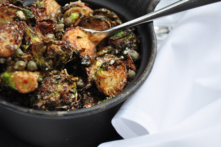 Our Famous Brussels Sprouts