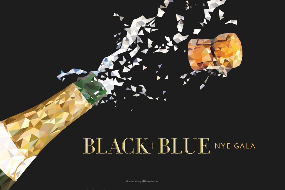 New Year's at Black+Blue