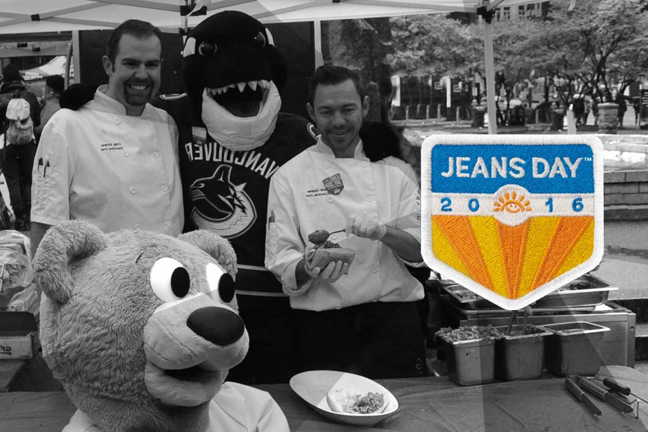 Jeans Day Barbecue 2016