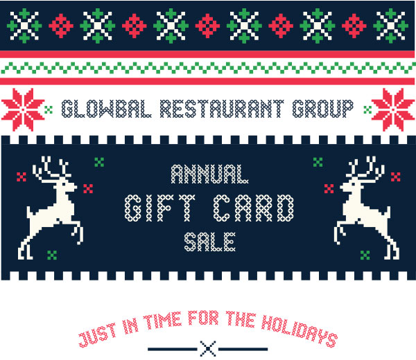 STOCK UP | Buy a $120 gift card for just $100!