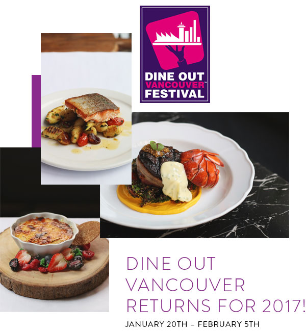 Dine Out Vancouver 2017!