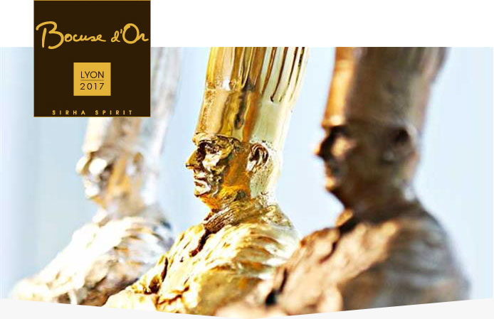 Glowbal Restaurant Group is proud to support Chef James Olberg at Bocuse d'Or!