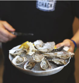 All you can eat steamers on sundays at the fish shack for Can you eat fish everyday