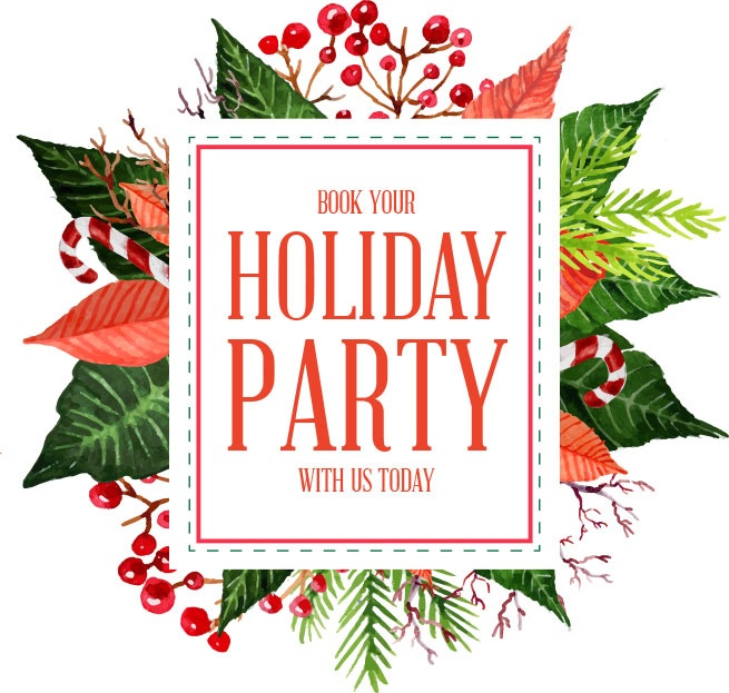 Holiday Parties with Glowbal Restaurant Group!