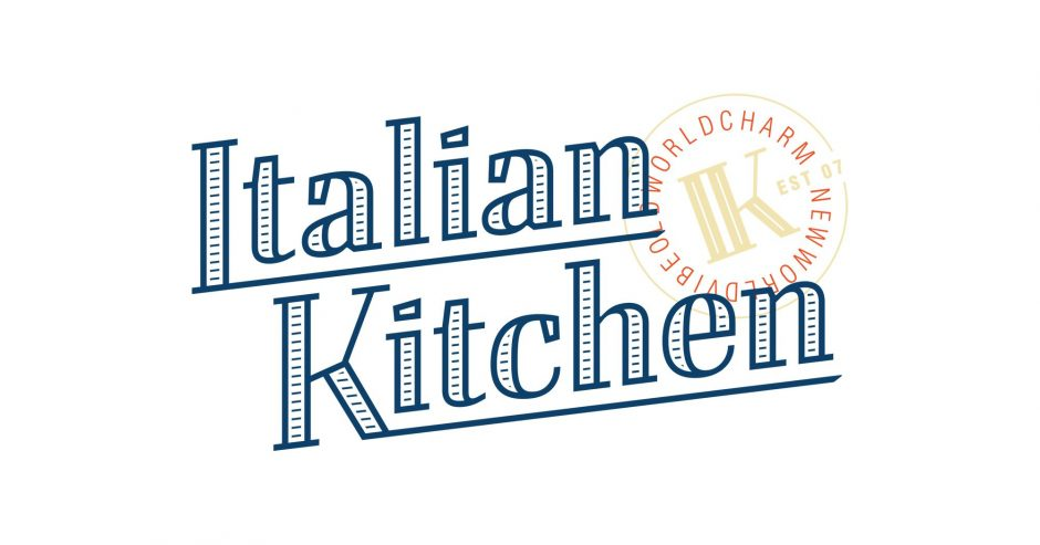 Now Open: The New Italian Kitchen