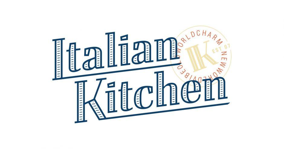 Now Open: The New Italian Kitchen