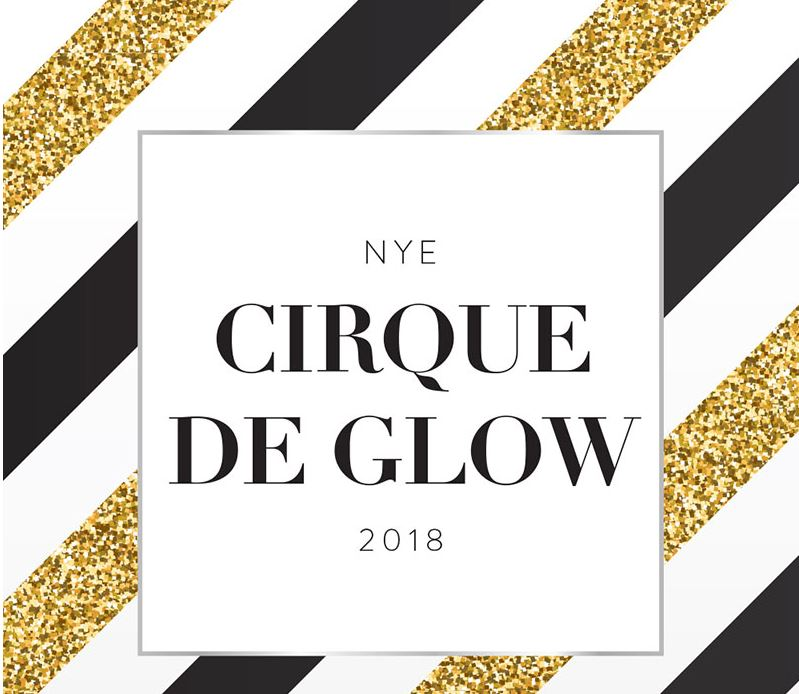Ring in the New Year with Glowbal!